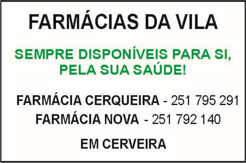 Farmácia Cerqueira